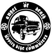 UBC Angel of Death Sticker 2012